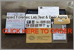 Deer Testing Kit