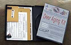 deer aging kit